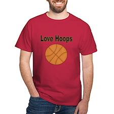 Love Hoops T-Shirt