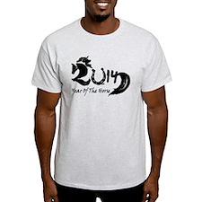 2014 Year Lucky Horse Shoe T-Shirt