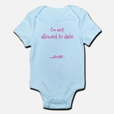 Im not allowed to date...ever. Body Suit