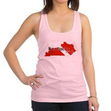 Kentucky Diver Racerback Tank Top
