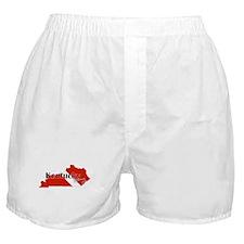 Kentucky Diver Boxer Shorts