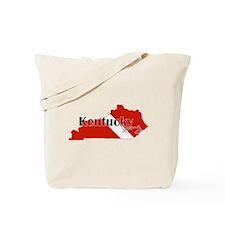 Kentucky Diver Tote Bag