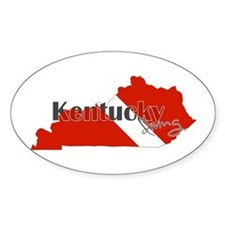 Kentucky Diver Decal