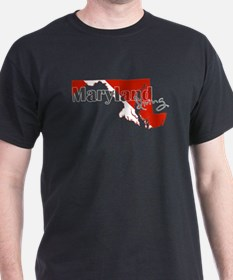 Maryland Diver T-Shirt