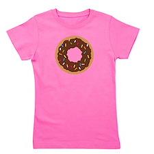 Doughnut Girl's Tee