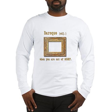 3-baroque copy Long Sleeve T-Shirt