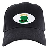 Accordion hat Black Hat