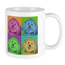 Zoe the Havanese Mugs