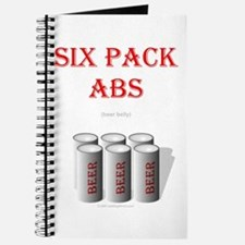 Six Pack Abs (beer belly) Journal