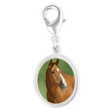 Bay Horse Charms