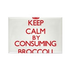 Keep calm by consuming Broccoli Magnets