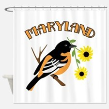 Maryland Shower Curtain