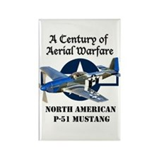 P-51 Mustang Magnets