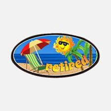 Retired Tropical Beach Patches