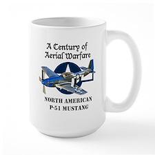 P-51 Mustang Mugs