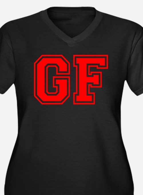GF Plus Size T-Shirt