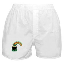 I BELIEVE IN LEPRECHAUNS Boxer Shorts