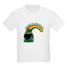 I BELIEVE IN LEPRECHAUNS T-Shirt
