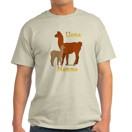 Alpaca & Cria Light T-Shirt