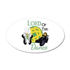 LORD OF THE Dance Wall Decal