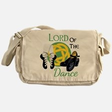 LORD OF THE Dance Messenger Bag