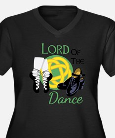 LORD OF THE Dance Plus Size T-Shirt