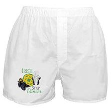 IRISH STEP Dancer Boxer Shorts