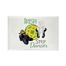 IRISH STEP Dancer Magnets