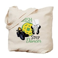 IRISH STEP Dancer Tote Bag