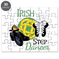 IRISH STEP Dancer Puzzle