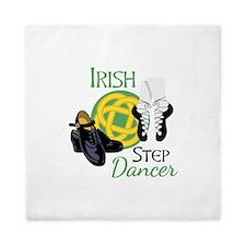 IRISH STEP Dancer Queen Duvet