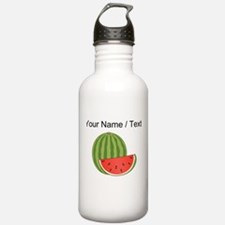 Custom Watermelon Sports Water Bottle