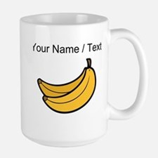 Custom Bananas Mugs