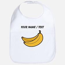 Custom Bananas Bib