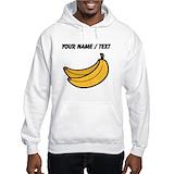Bananas Hooded Sweatshirts