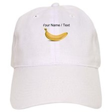 Custom Yellow Banana Baseball Cap