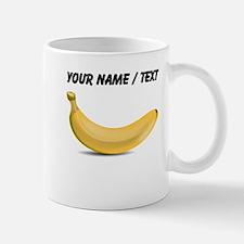 Custom Yellow Banana Mugs