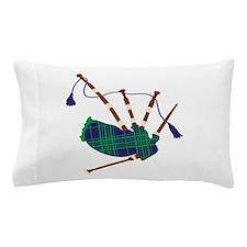 Scottish Bagpipes Pillow Case