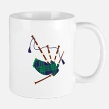 Scottish Bagpipes Mugs