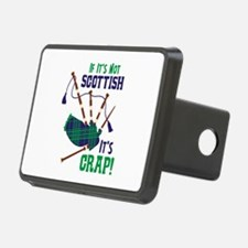 IF ITS NOT SCOTTISH ITS CRAP! Hitch Cover