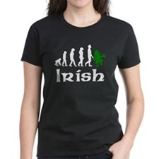Irish Leprechaun Evolution T-Shirt