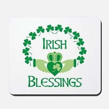 IRISH BLESSINGS Mousepad