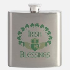 IRISH BLESSINGS Flask