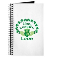 Live, Laugh, Love Journal