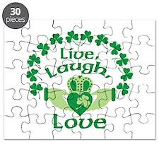 Live, Laugh, Love Puzzle