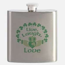 Live, Laugh, Love Flask