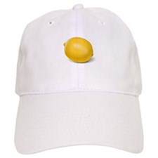 Yellow Lemon Baseball Cap