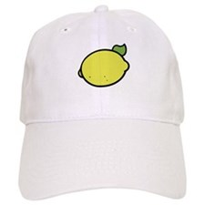 Lemon Drawing Baseball Cap