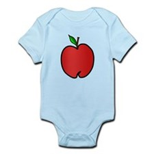 Apple Drawing Body Suit