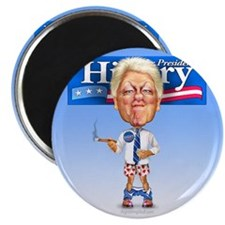 "4 More Years For Bill 2.25"" Magnet (10 pack)"